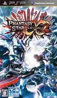Descargar Phantasy Star Portable 2 Infinity [JAP][FIXED][DEMO] por Torrent